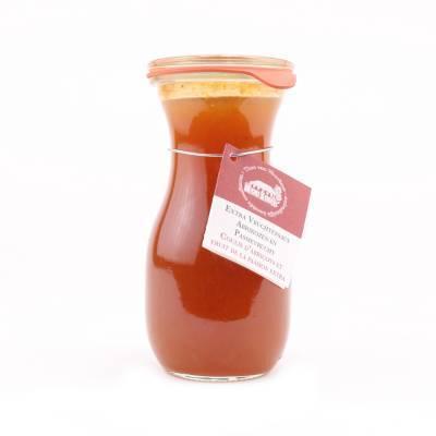 5062 - Theo van Woerkom extra vruchtensaus abrikozen en passievr 350 gram