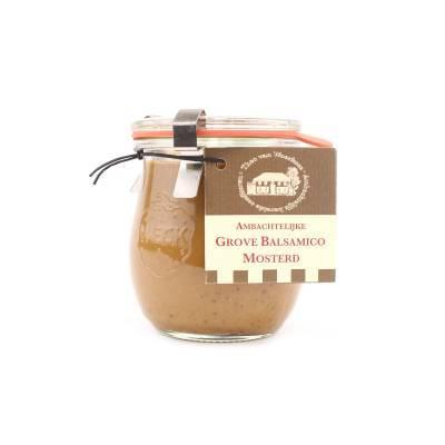 5088 - Theo van Woerkom balsamico mosterd 200 gram