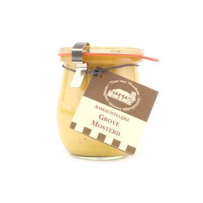 5092 - Theo van Woerkom grove mosterd 200 gram