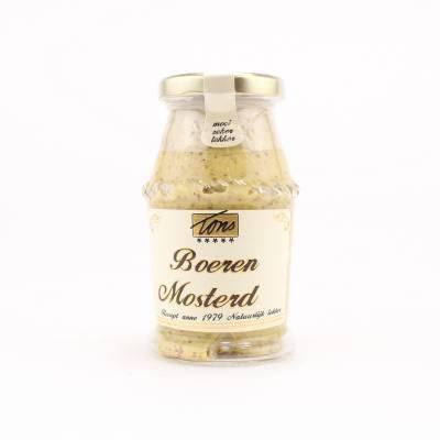 4109 - TonS Mosterd boerenmosterd 150 gram