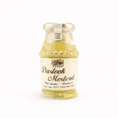 4113 - TonS Mosterd wilde knoflookmosterd 150 gram