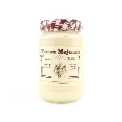 4128 - TonS Mosterd franse majoneis 320 ml