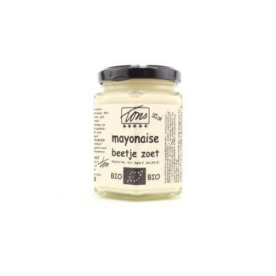 4131 - TonS Mosterd mayonaise beetje zoet 170 ml