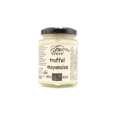 4134 - TonS Mosterd mayonaise truffel 170 ml