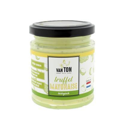 4134 - TonS Mosterd mayonaise truffel 170 ml