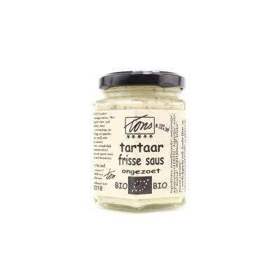 4138 - TonS Mosterd tartaarsaus 170 ml