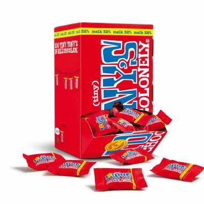90095 - Tony's Chocolonely Tiny Tony Melk OOH pack 900 gram