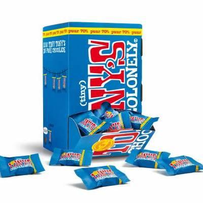 90096 - Tony's Chocolonely Tiny Tony Puur OOH pack 900 gram