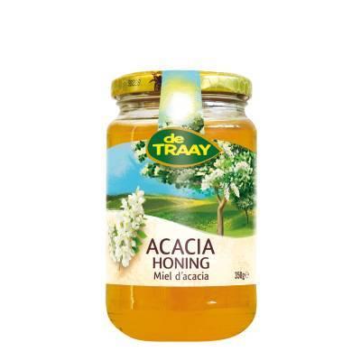 6327 - De Traay acacia honing 350 gram