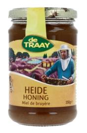 6332 - De Traay heide honing 350 gram