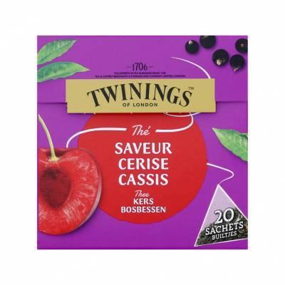 6095 - Twinings cherries & blueberries 20 TB