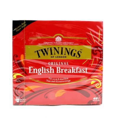 6098 - Twinings english breakfast 50 TB