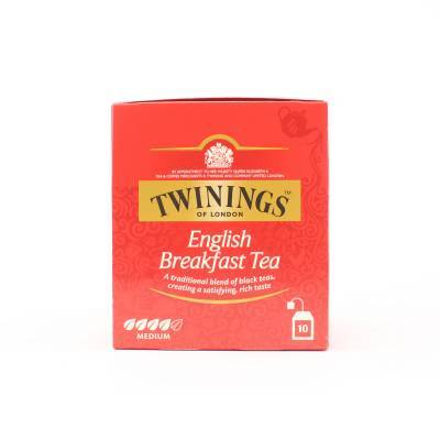 6101 - Twinings english breakfast 10 TB