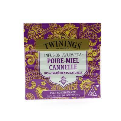 6103 - Twinings ayurveda peer honing kaneel 20 TB