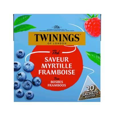 6113 - Twinings Blueberry Raspberry 20 TB
