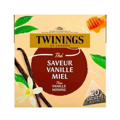 6114 - Twinings Vanilla Honey 20 TB