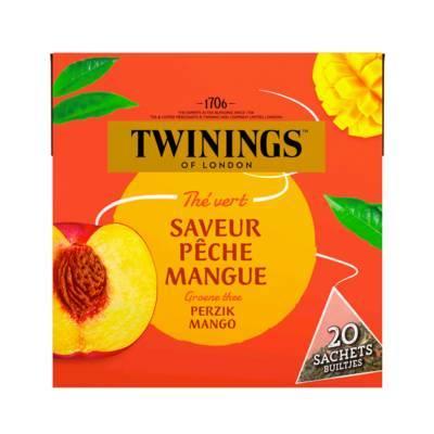 6115 - Twinings Peach Mango 20 TB