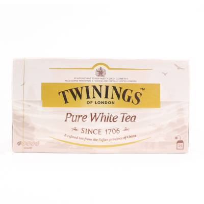 6119 - Twinings white tea 25 TB