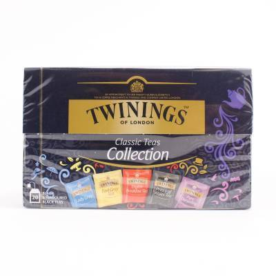 6123 - Twinings collection 20 TB