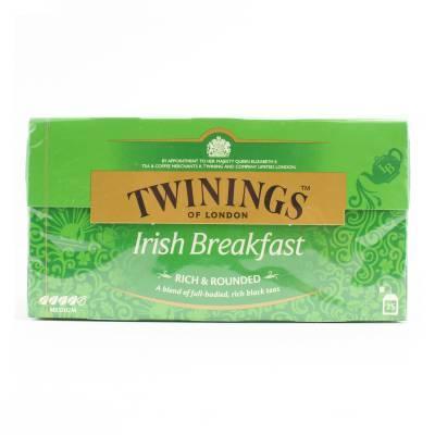 6125 - Twinings irish breakfast 25 TB