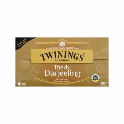 6129 - Twinings darjeeling 25 TB