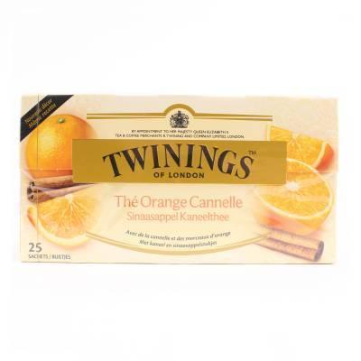 6131 - Twinings orange cinnamon 25 TB