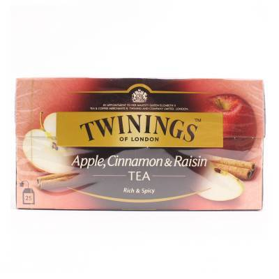 6132 - Twinings apple, cinnamon & raisin 25 TB