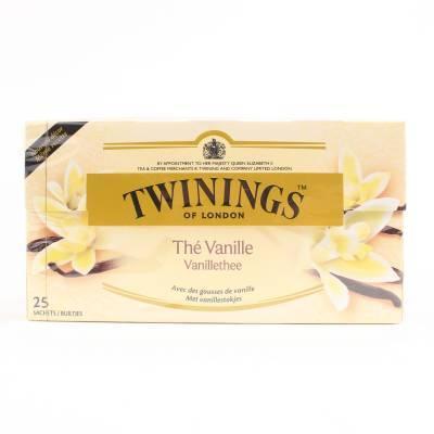 6134 - Twinings vanilla 25 TB