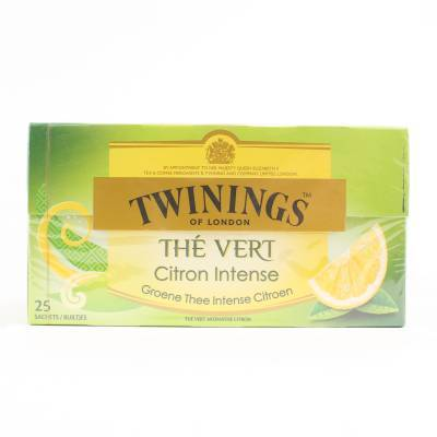 6142 - Twinings green lemon 25 TB