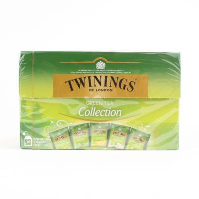 6143 - Twinings green collection 20 TB