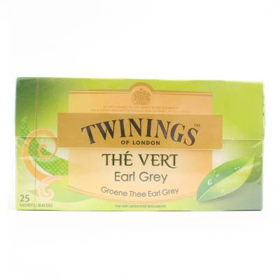 6148 - Twinings green earl grey 25 TB