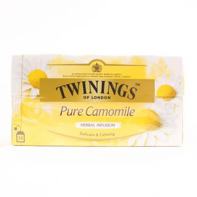 6150 - Twinings camomile 25 TB