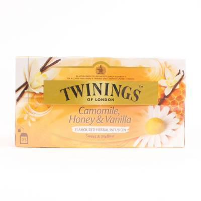6158 - Twinings camomile, honey & vanilla 25 TB