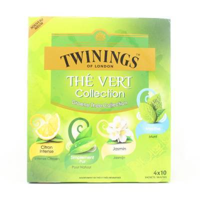6166 - Twinings earl grey collection TB