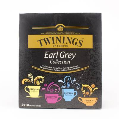 6168 - Twinings green tea collection TB