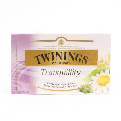 6180 - Twinings tranquillity 20 TB