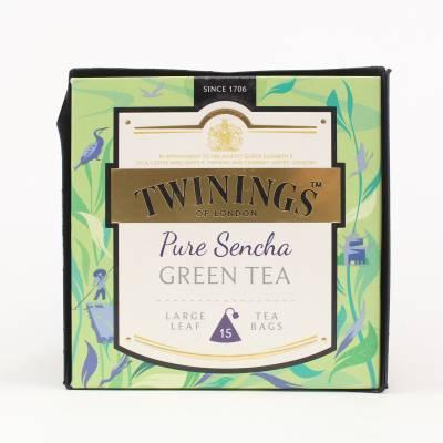 6184 - Twinings platinum green tea pure sencha 15 TB