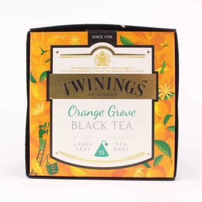 6191 - Twinings platinum black tea orange grove 15 TB