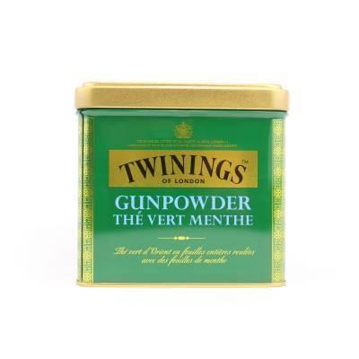 6194 - Twinings gunpowder mint green tea 200 gram