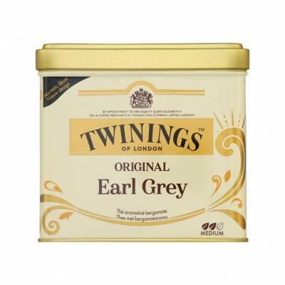 6203 - Twinings earl grey 200 gram