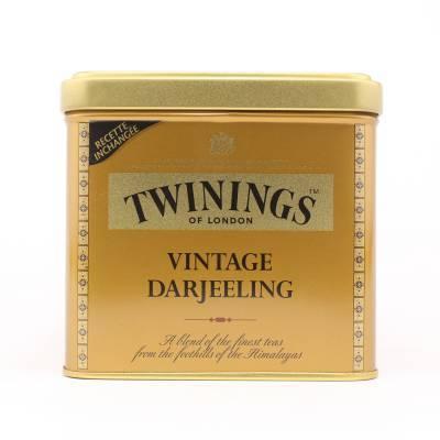 6212 - Twinings vintage darjeeling 200 gram