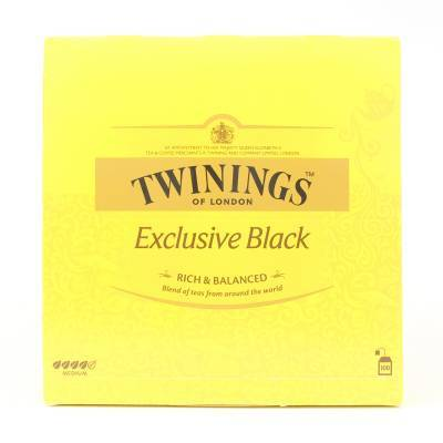 6215 - Twinings exclusive black tea 100 TB