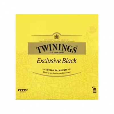 6215 - Twinings exclusive black tea 100 TB