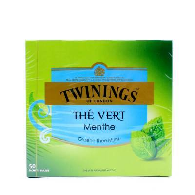 6217 - Twinings green mint 50 TB
