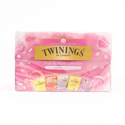 6234 - Twinings fruit and herb collection 20 TB