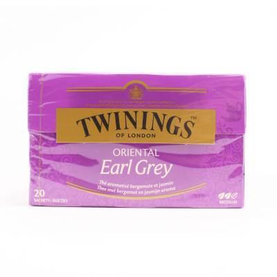 6244 - Twinings oriental earl grey 20 TB