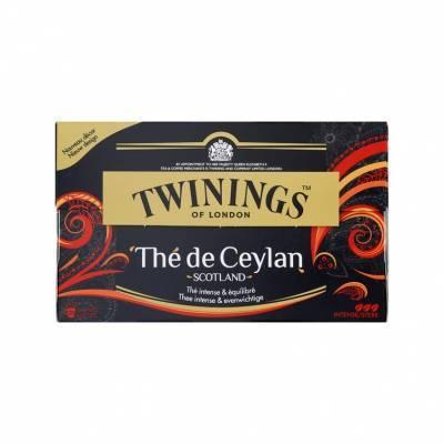 6246 - Twinings ceylon scotland 20 TB