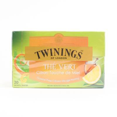 6247 - Twinings green lemon honey 20 TB