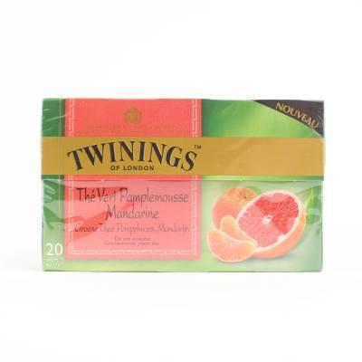 6248 - Twinings green grapefruit mandarin 20 TB