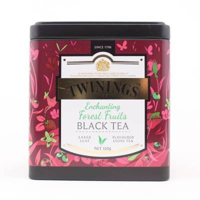 6251 - Twinings forest fruit black 100 gram